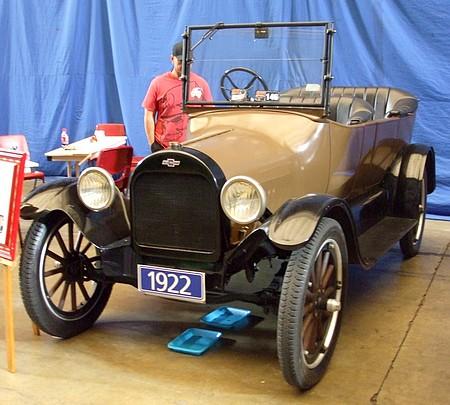 1922 Chevrolet