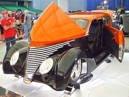 1937 Ford Tudor by Nunzio Ferraloro