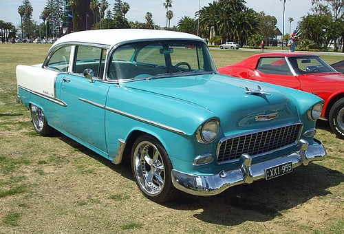 1955 Chevy Bel Air 2 Door