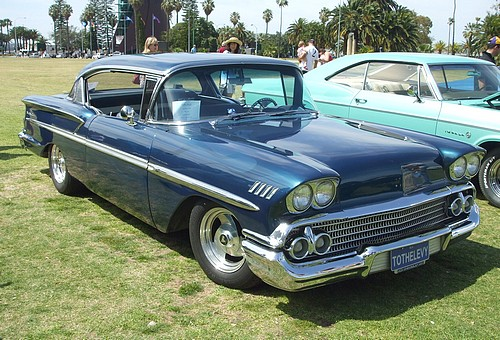 1958 Chevy Bel Air 2 door
