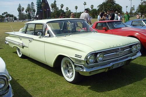 1960 Chev Impala 4 door