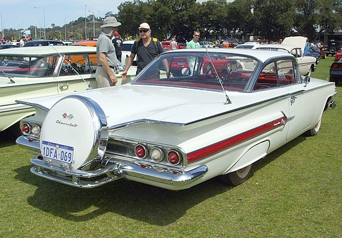 1960 Chev Impala Sport Sedan