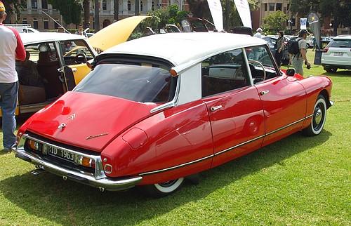 1963 Citroen D Special