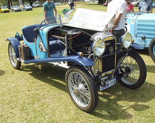 Amilcar C4 1924