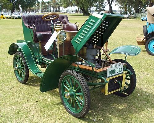 1903 DeDion Bouton Type R