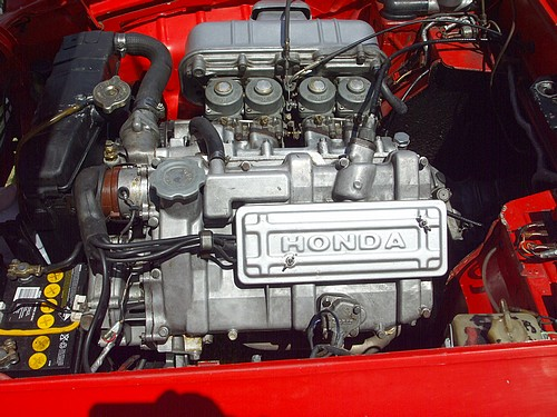 Honda S600 engine