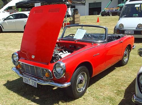 1965 Honda S600 Convertible