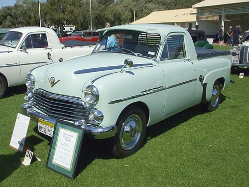 Vauxhall Velox E-Utility1957
