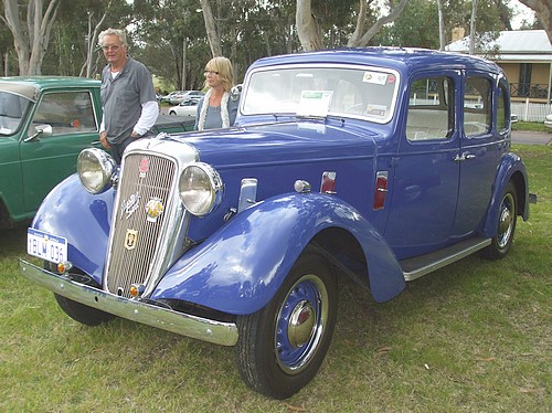 1937 Austin 14 Goodwood