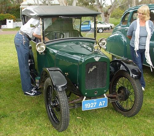1927 Austin A7