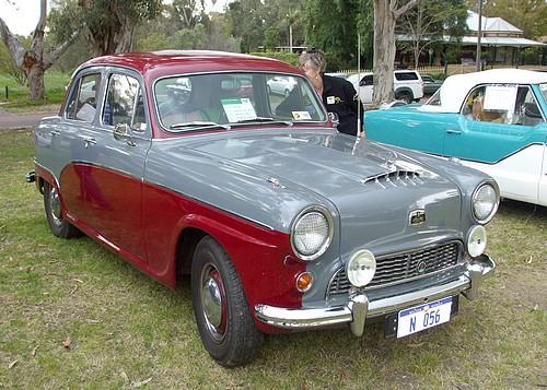 1956 Austin A90 Westminster