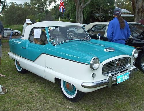 1957 Austin Nash Metropolitan