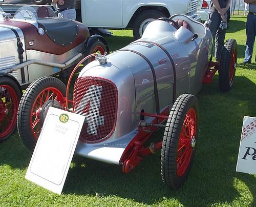 1927 San Sebastian Salmson Bartlett Special Race Car