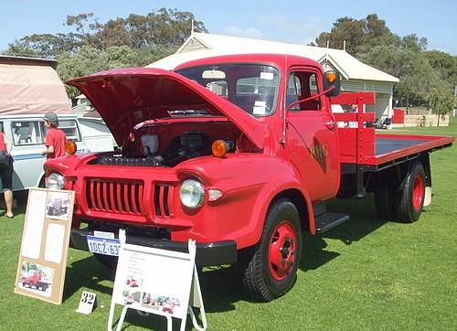 1965 Bedford J2 Truck