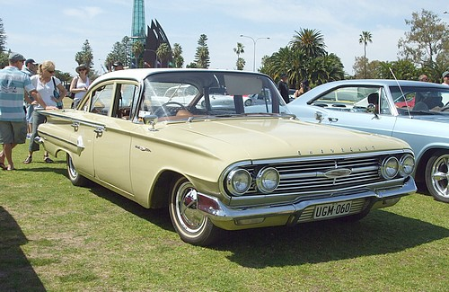1960 Chev Bel Air