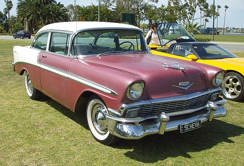 Chevrolet 1956 2 Door