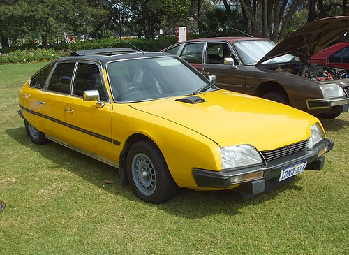 Citroen Pallas CX2400
