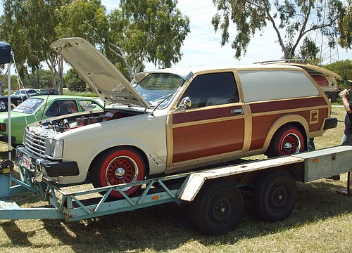 Holden gemini Woody