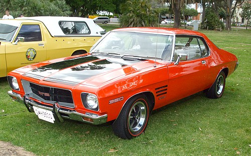 Holden HQ 350 GTS