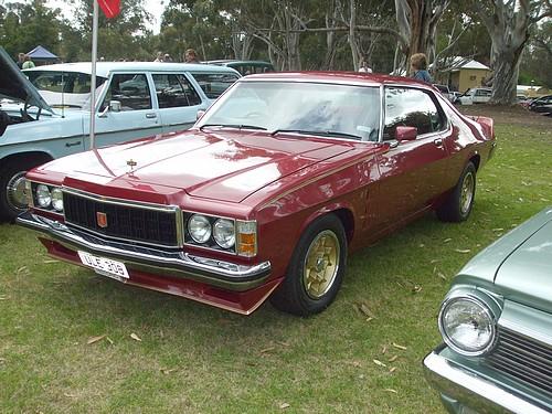 Holden HX LE Monaro