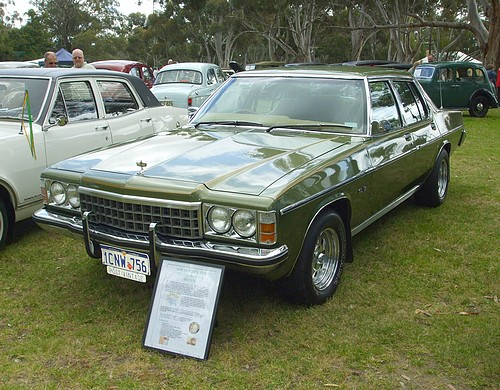 1979 Holden HZ Statesman SLE