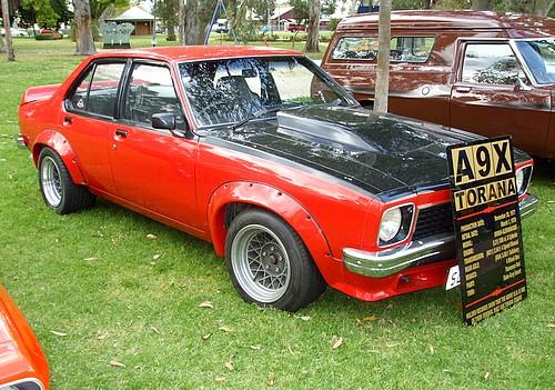 Holden Torana A9X