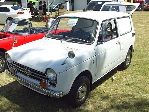 1971 Honda LN360 Van