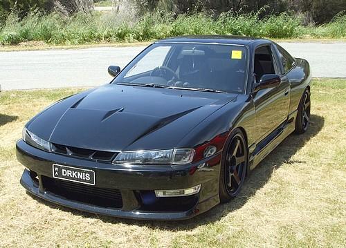 Nissan Silvia Black