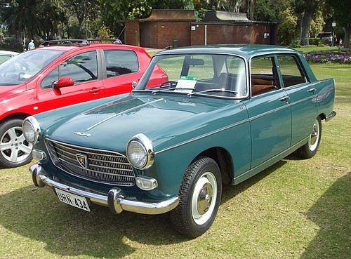 1966 Peugeot 404 Owner Trish Torpy