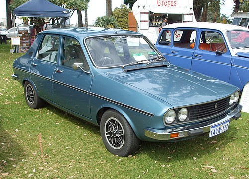 1976 Renault R12 Gordini replica