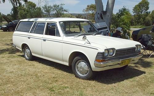 Toyota Crown Wagon