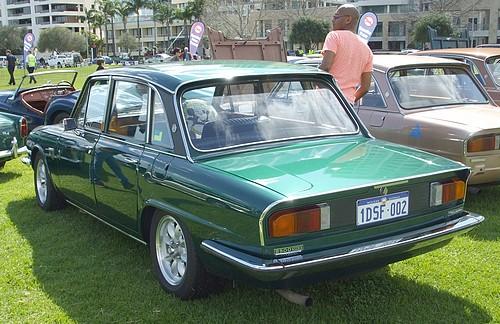 Triumph 2500 MkII Green
