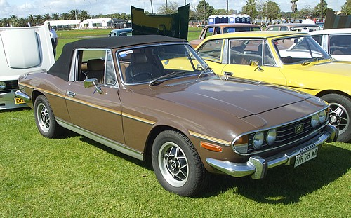 Triumph Stag Brown