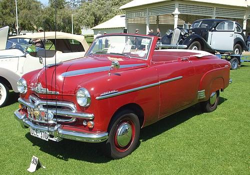 1954 Vauxhall E Velox Vagabond