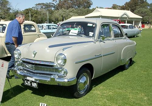 1955 Vauxhall Velox 'E' Model