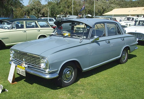 Vauxhall Victor FBD