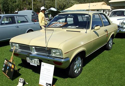 Vauxhall Viva HC 2 door