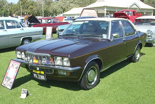Vauxhall VX 2300 GLS