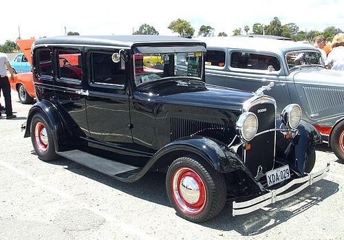 1929 Dodge DA Sedan