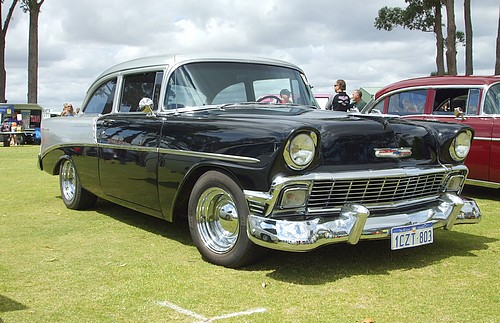 1956 Chevy Bel Air Coupe