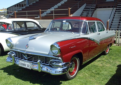 1957 Ford Customline Sedan