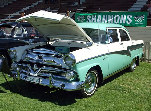 1958 Customline Star Model