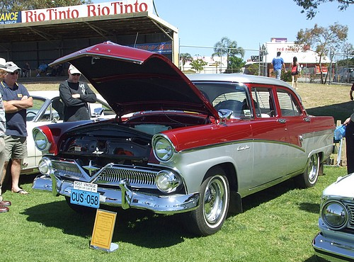 1958 Ford Customline