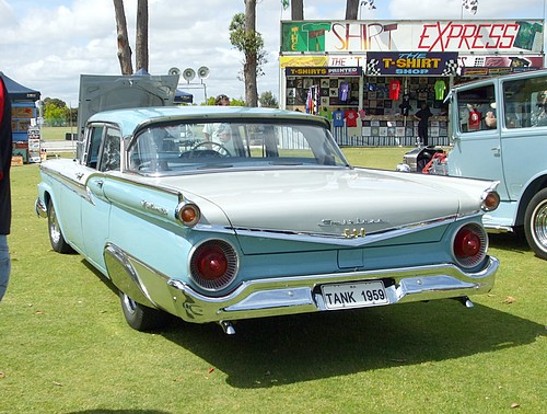 1959 'Tank' Ford Fairlane 500