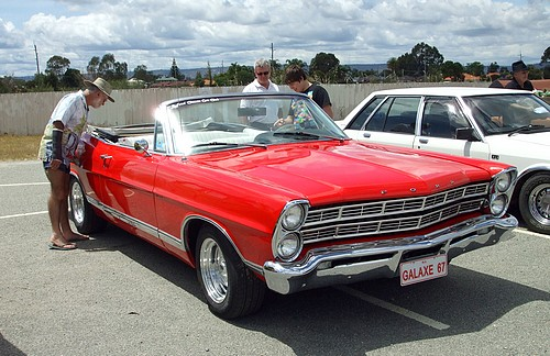1967 Ford Galaxie Convertable