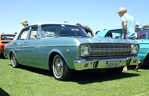 1967 XR Falcon