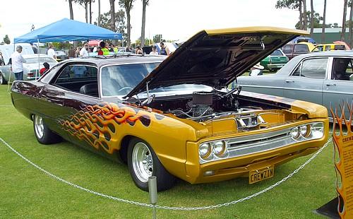 1971 Custome Dodge Phoenix 'Crewzin'