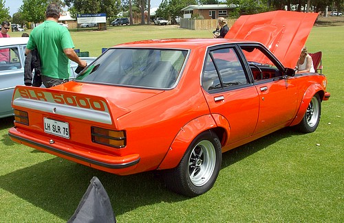 1975 Holden Torana SLR5000 LH Model