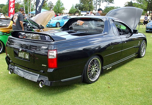 2002 Holden HSV Y series Maloo Ute