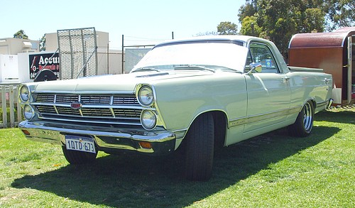 Ford Fairlane 500 Ranchero